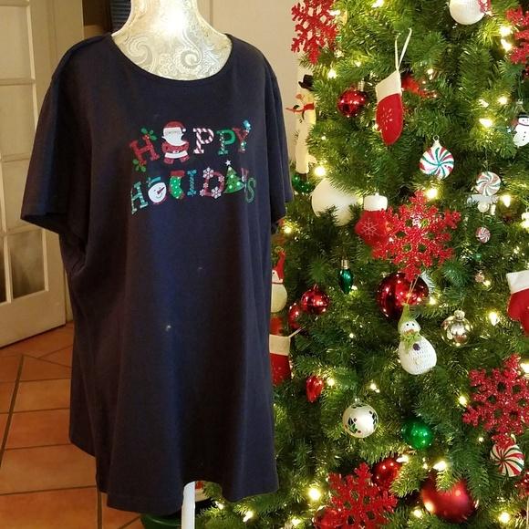 5929c3d8268 NWT Christmas Holiday tshirt